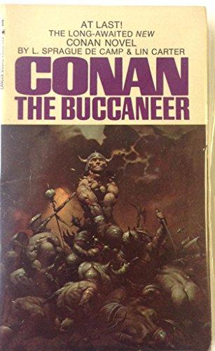 9780447751819: Conan the Buccaneer