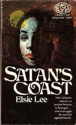 9780447753684: Satan's Coast (Lancer Easy-Eye, 75-368)