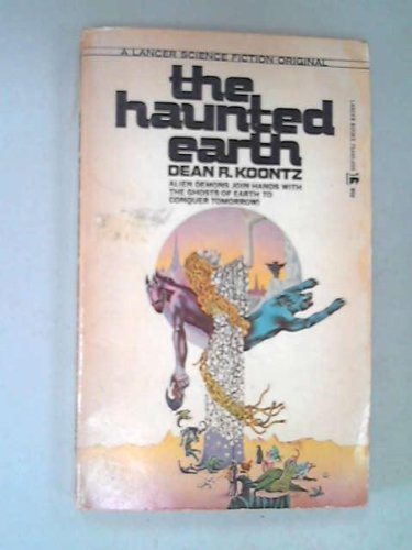 9780447754452: THE HAUNTED EARTH.