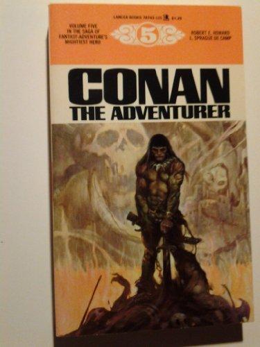9780447787436: Conan the Adventurer