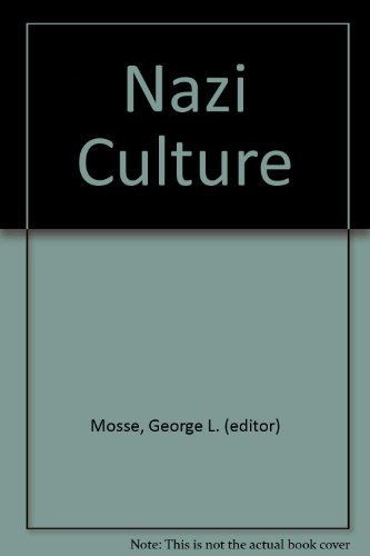 9780448001876: Nazi Culture: Intellectual, Cultural, and Social Life in the Third Reich