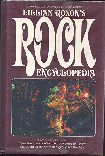 9780448002552: Lillian Roxon's Rock Encyclopedia