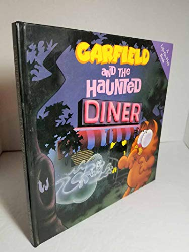 9780448003986: Garfield and The Haunted Diner(Lift the Flap)