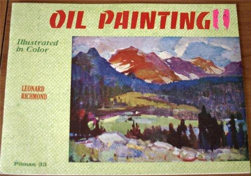 Oil painting.: Leonard Richmond