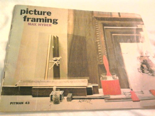 9780448005522: Picture Framing