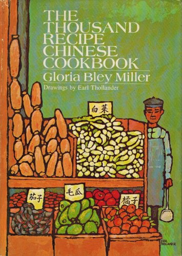 9780448006741: The Thousand Recipe Chinese Cookbook