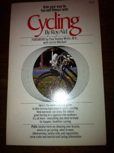 Cycling: Ald, Roy