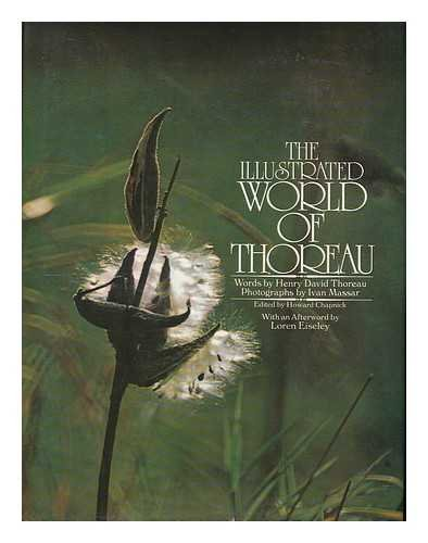 9780448010281: The Illustrated World of Thoreau (A Black Star Book)
