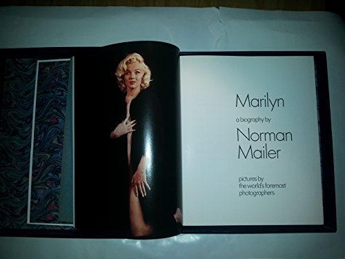 Marilyn a Biography By Norman Mailer: Mailer, Norman