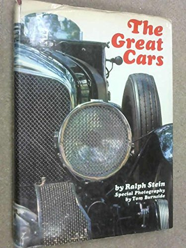 9780448011189: The Great Cars