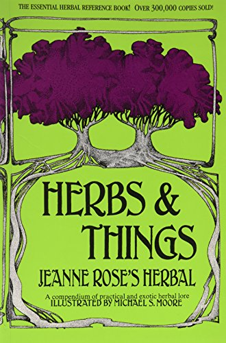 9780448011394: Herbs and Things: A Compendium of Practical and Exotic Herbal Lore