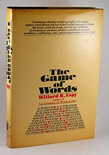 9780448011967: Title: The Game of Words