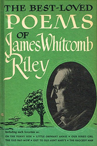 9780448012612: The Best-Loved Poems of James Whitcomb Riley