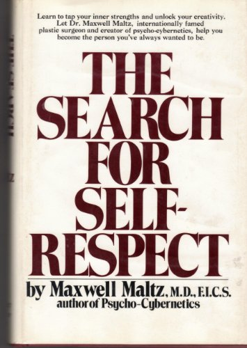 9780448012933: The Search for Self-Respect