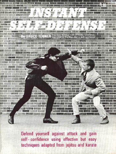 Instant Self Defense (9780448013596) by Bruce Tegner