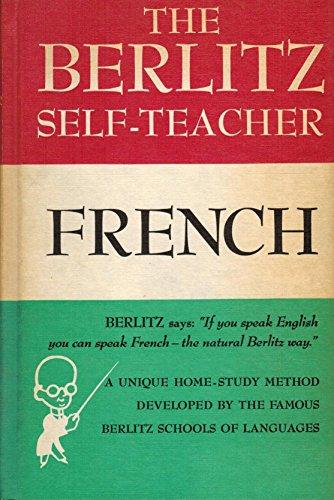 9780448014210: Berlitz Self Teacher: French
