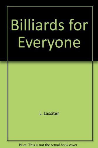 Billiards for Everyone: Luther Lassiter