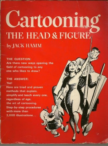 9780448015415: Cartooning the Head and Figure