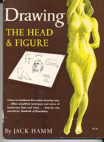 9780448015873: (Drawing the Head and Figure) By Jack Hamm (Author) Paperback on (Aug , 1996)
