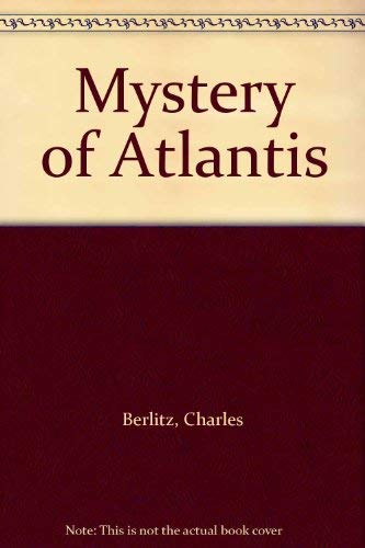 9780448017709: Mystery of Atlantis