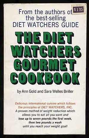 9780448018140: The Diet Watchers Gourmet Cookbook,
