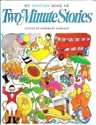 9780448018737: My Bedtime Book of Two-Minute Stories