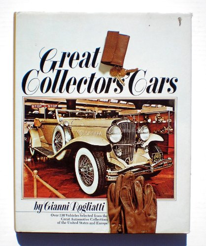 9780448019147: Great Collectors' Cars. (English and Italian Edition)