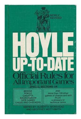 Hoyle Up to Date Official Rules for: Morehead, Albert