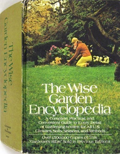 Wise Garden Encyclopedia: Seymour, Edward Loomis