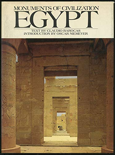9780448020181: Egypt (Monuments of civilization)