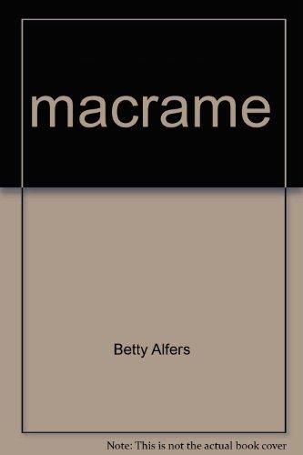 9780448020907: Macrame