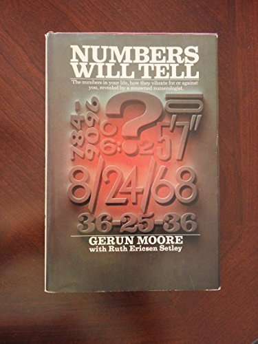 Numbers will tell: Gerun Moore; Ruth Ericsen Setley