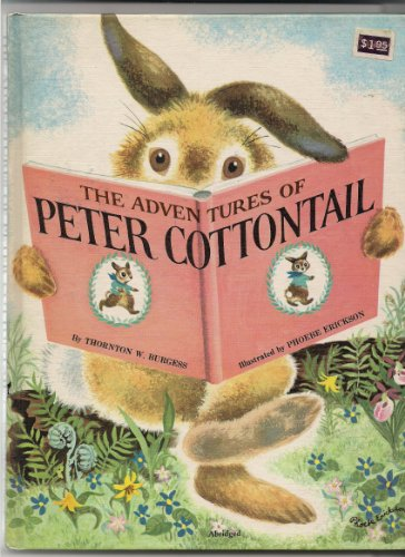 9780448022468: Adventures of Peter Cottontail