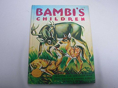 Bambi's Children: Salten, Felix