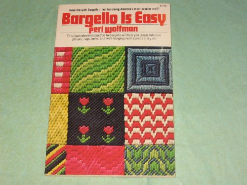 9780448024332: Bargello is Easy