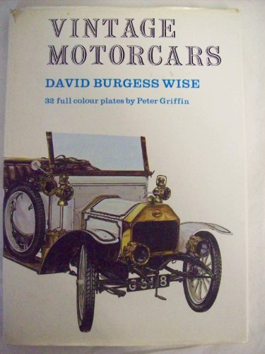 9780448024493: Vintage motorcars
