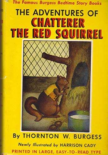 9780448027029: Adventures of Chatterer the Red Squirrel