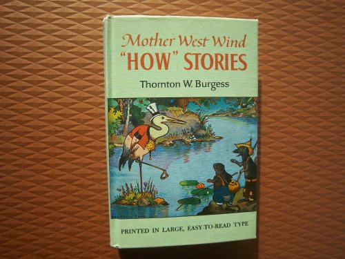 9780448027661: Mother West Wind's How Stories