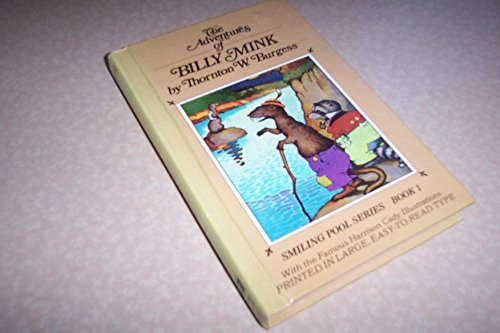 9780448028019: The Adventures of Billy Mink (The Smiling Pool Series, Book 1)