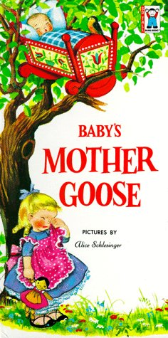 9780448030777: Baby's Mother Goose (So Tall Board Books)