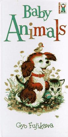 9780448030838: Baby Animals (So Tall Board Books)