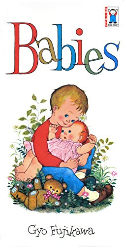 9780448030845: Babies (So Tall Board Books)