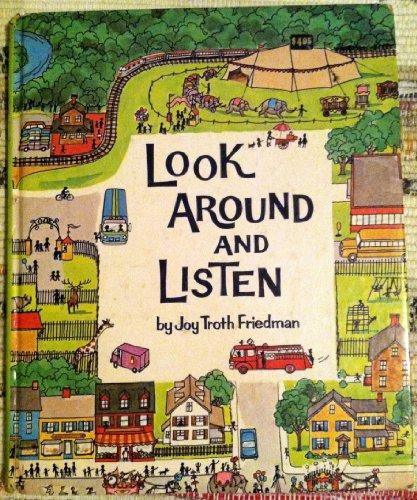 9780448031422: Look Around and Listen