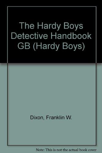 9780448032276: The Hardy Boys Detective Handbook GB