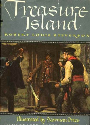 Treasure Island (Illistrated Junior Libaray): Robert Louis Stevenson, Robert Louis Stevenson