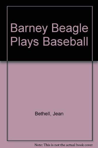 9780448034331: Barney Baseball Gb