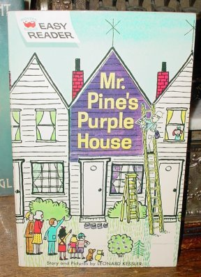 9780448034706: Mr. Pine's Purple House