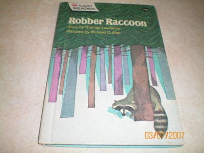 9780448034881: Robber Raccoon