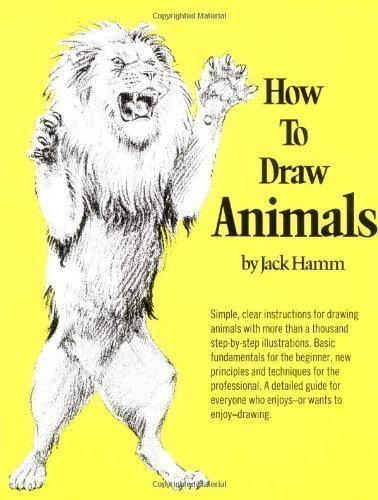 9780448034997: How to Draw Animals