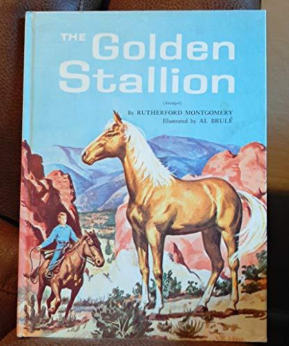 9780448036779: The Golden Stallion